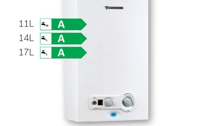 calentadores agua online