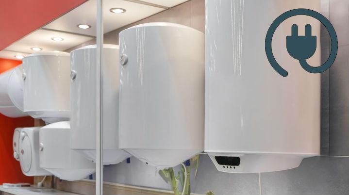 calentadores de agua electricos
